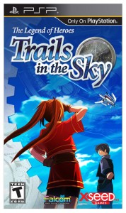 Trails in the Sky Cover